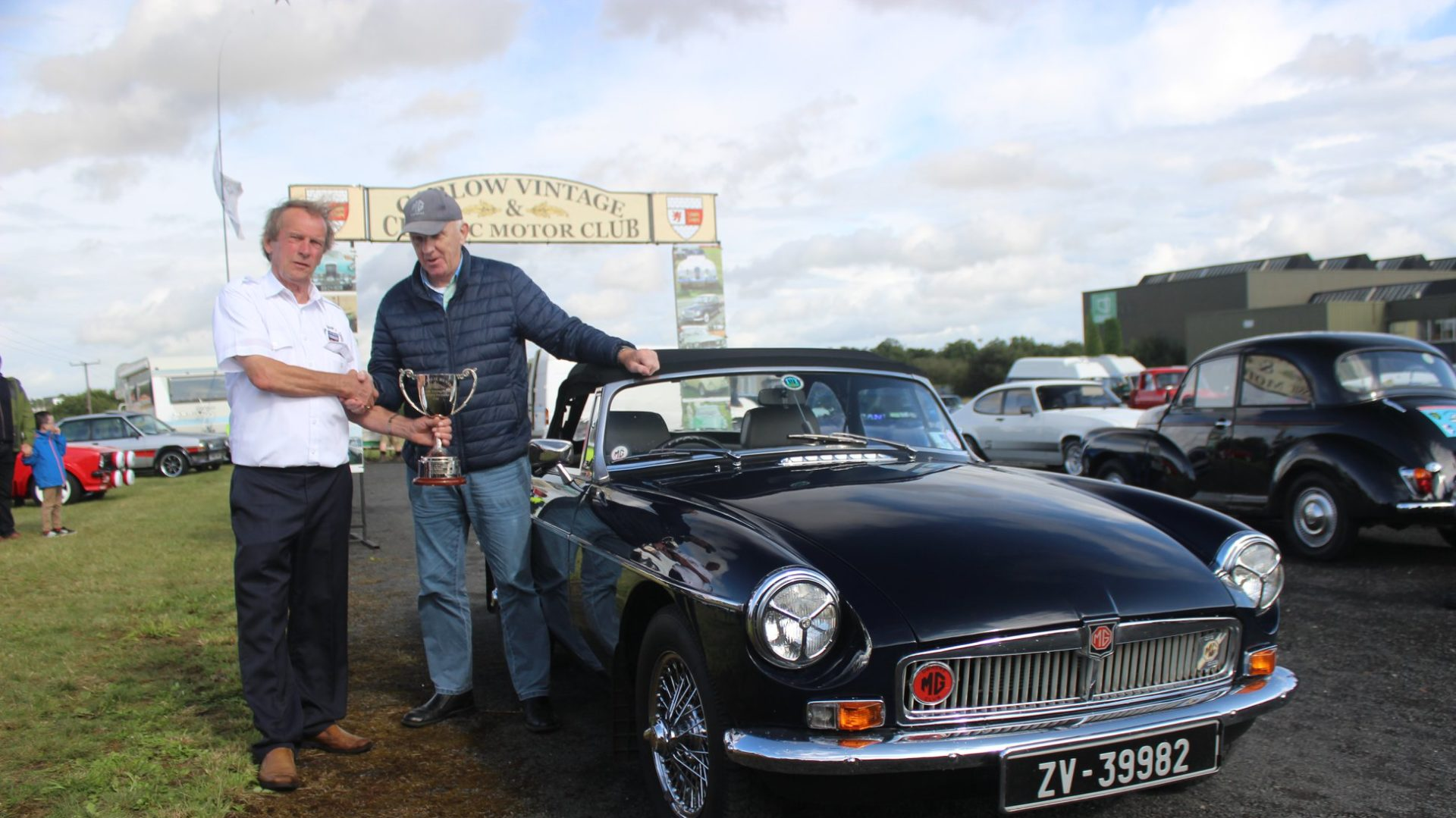 CARLOW VINTAGE AND CLASSIC MOTOR CLUB